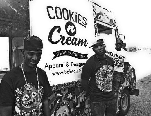 Cookie n cream