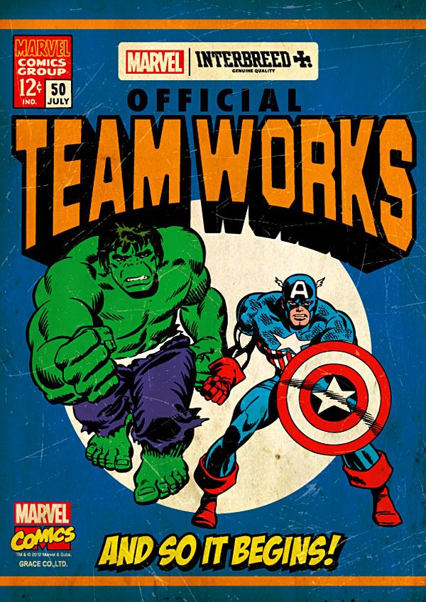 Marvel interbreed