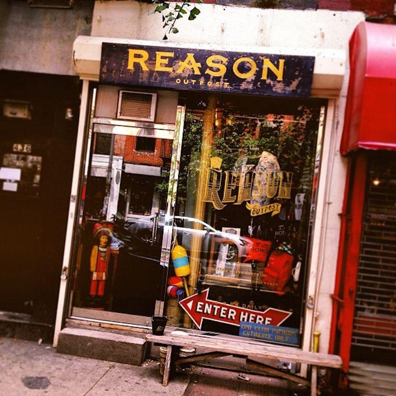 Reason nyc