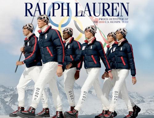 Ralph-lauren olympic 2010