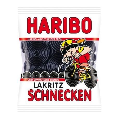 Haribo-lakritz-schnecken